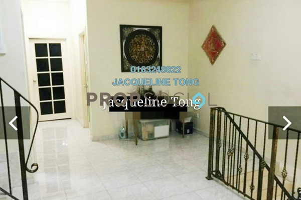 For Sale Terrace at Taman Taynton View, Cheras Freehold Semi Furnished 0R/0B 998k