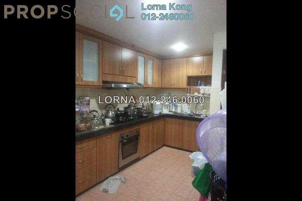 For Sale Condominium at Palm Spring, Kota Damansara Leasehold Semi Furnished 3R/2B 520k