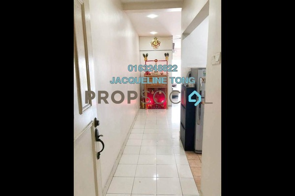 For Sale Condominium at Juta Mines, Seri Kembangan Freehold Fully Furnished 3R/2B 310k