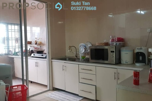 For Sale Terrace at Laman Rimbunan, Kepong Freehold Semi Furnished 5R/4B 1.03m