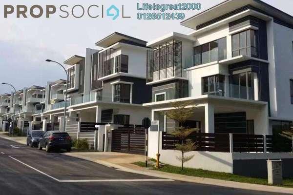 For Sale Semi-Detached at Taman Bukit Serdang, Seri Kembangan Freehold Semi Furnished 6R/6B 1.7m