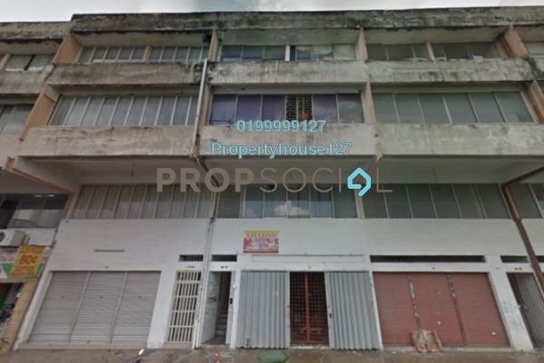 For Sale Shop at Taman Emas, Cheras Freehold Unfurnished 0R/0B 1.15m