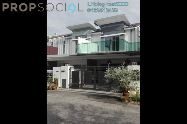 For Sale Link at PP 5, Taman Putra Prima Freehold Semi Furnished 6R/3B 735k