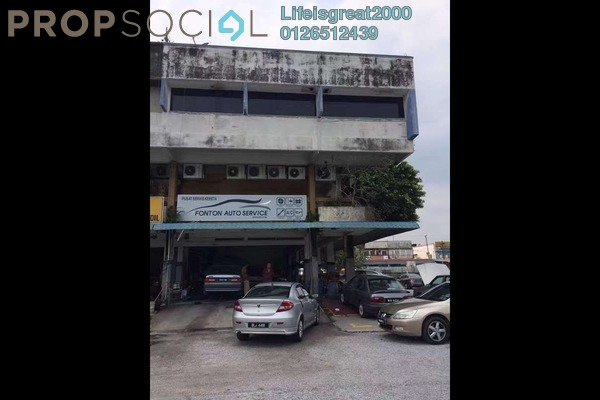 For Sale Shop at Taman SEA, Petaling Jaya Freehold Semi Furnished 0R/0B 2.98m