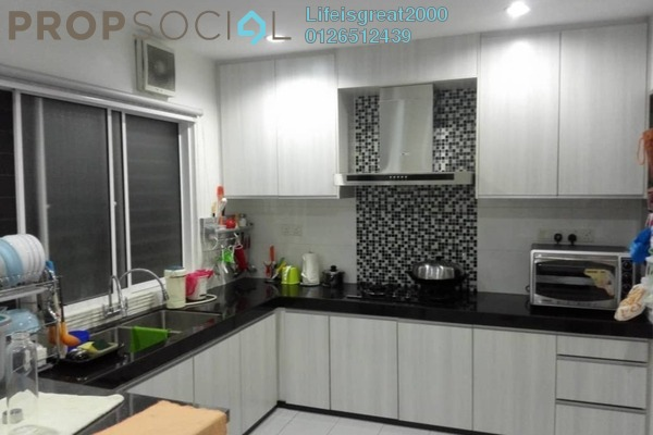 For Sale Terrace at PP 5, Taman Putra Prima Freehold Semi Furnished 4R/3B 595k