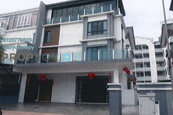 For Sale Semi-Detached at Duta Suria, Ampang Freehold Semi Furnished 5R/5B 1.7m