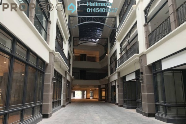 For Rent Shop at Shaftsbury Putrajaya, Putrajaya Freehold Unfurnished 0R/0B 2.5k
