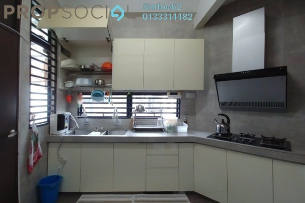 For Sale Terrace at Desa Setapak, Setapak Freehold Semi Furnished 4R/3B 680k