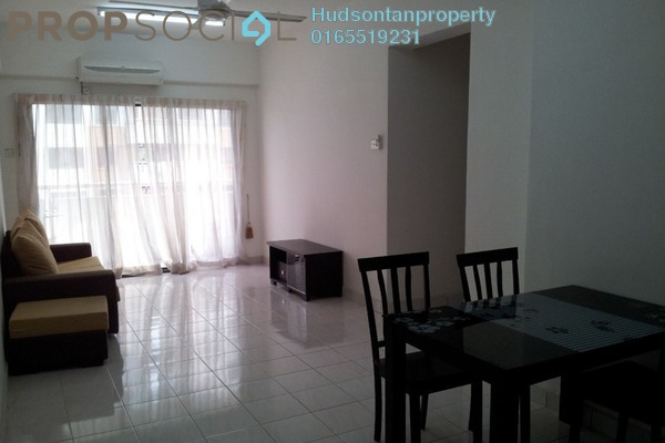 For Sale Condominium at Vista Millennium, Puchong Freehold Semi Furnished 3R/2B 220k