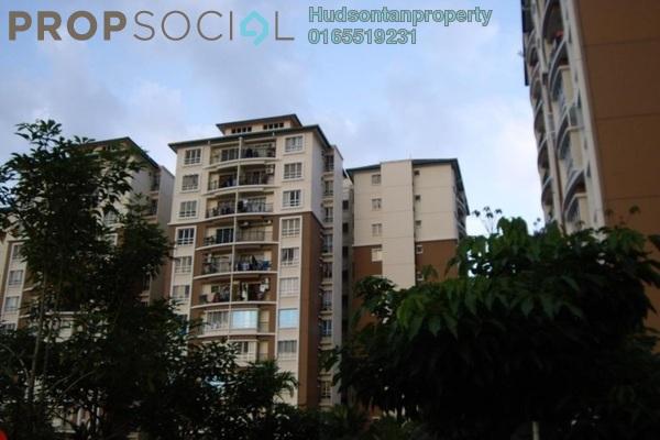 For Sale Condominium at Tiara Intan, Ampang Freehold Semi Furnished 3R/2B 340k