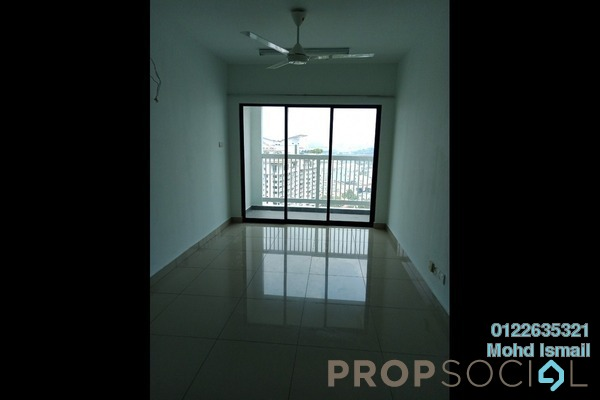 For Sale Serviced Residence at Alam Sanjung, Shah Alam Freehold Unfurnished 3R/2B 400k