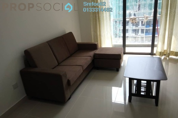 For Rent Condominium at South View, Bangsar South Freehold Fully Furnished 2R/1B 2.2k