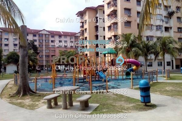 For Sale Apartment at Carlina Apartment, Kota Damansara Freehold Unfurnished 3R/2B 227k