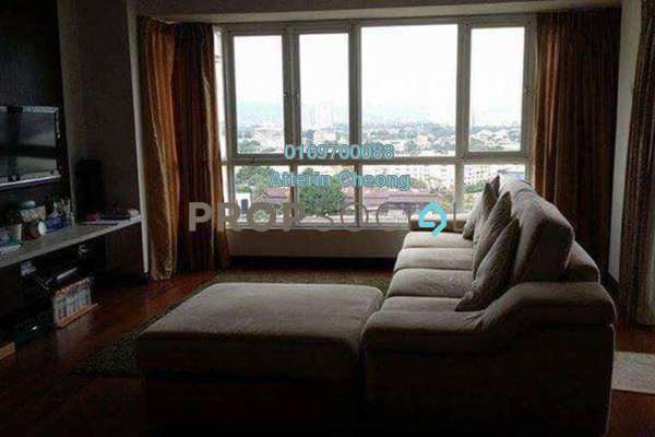 For Sale Condominium at First Residence, Kepong Freehold Semi Furnished 3R/2B 680k