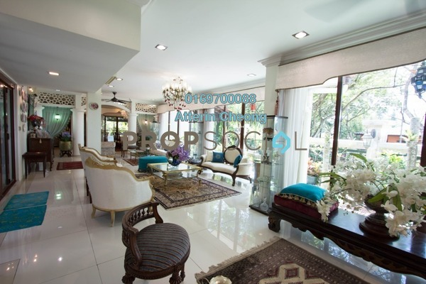 For Sale Bungalow at Villa Damansara, Kota Damansara Freehold Semi Furnished 6R/5B 5.5m