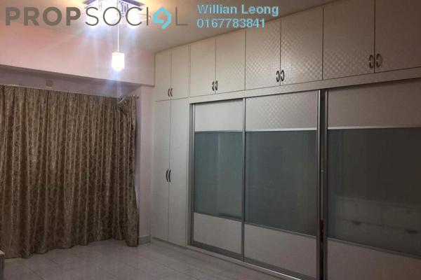 For Rent Condominium at Ampang Boulevard, Ampang Freehold Semi Furnished 3R/3B 1.85k