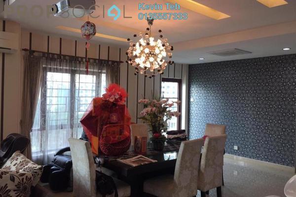For Sale Condominium at Hartamas Regency 1, Dutamas Freehold Fully Furnished 4R/3B 1.4m