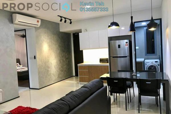For Rent Condominium at The Fennel, Sentul Freehold Fully Furnished 3R/3B 3.5k