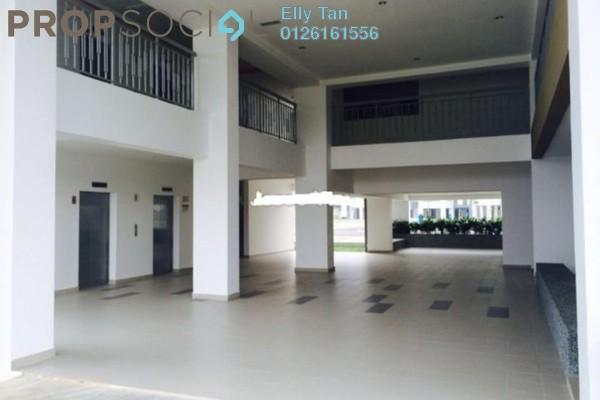For Rent Apartment at Seri Intan Apartment, Setia Alam Freehold Semi Furnished 3R/2B 850translationmissing:en.pricing.unit