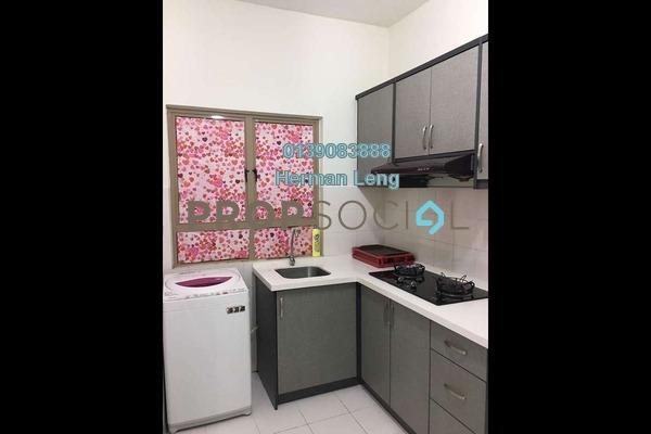 For Rent Condominium at Ritze Perdana 1, Damansara Perdana Freehold Fully Furnished 1R/1B 1.1k