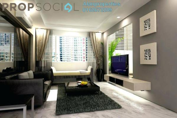 For Sale Apartment at Leisure Commerce Square, Bandar Sunway Freehold Unfurnished 3R/2B 377k