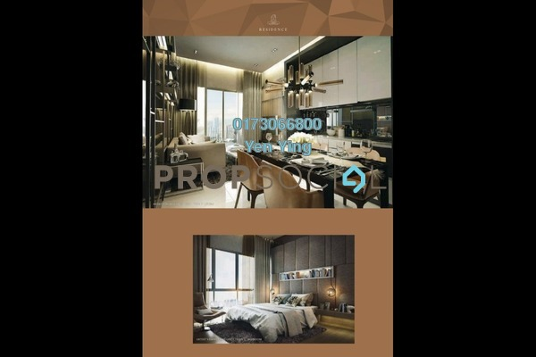 For Sale Serviced Residence at The Luxe by Infinitum, Kuala Lumpur Freehold Fully Furnished 2R/2B 968k