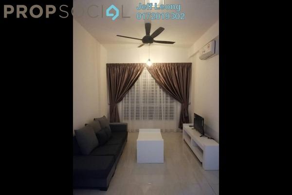For Rent Condominium at BSP 21, Bandar Saujana Putra Freehold Fully Furnished 3R/2B 1.7k