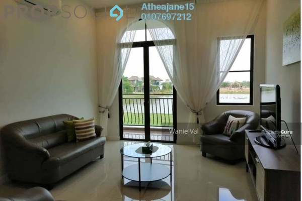 For Rent Townhouse at Isle of Kamares @ Setia Eco Glades, Cyberjaya Freehold Fully Furnished 3R/3B 2.9k
