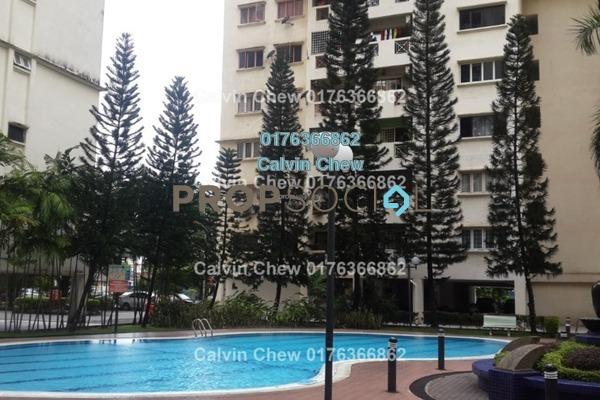 For Sale Condominium at Pandan Mewah Heights, Pandan Indah Freehold Unfurnished 3R/0B 241k