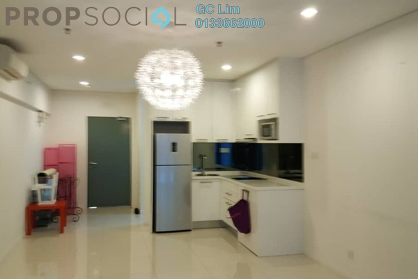 For Sale Condominium at Summer Suites, KLCC Freehold Semi Furnished 0R/1B 480k