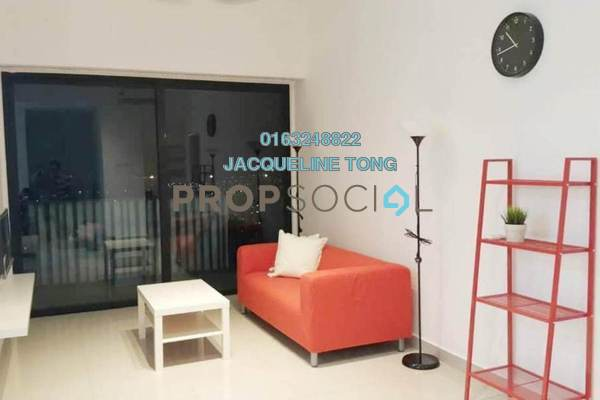For Rent Serviced Residence at i-Residence @ i-City, Shah Alam Freehold Fully Furnished 1R/1B 1.8k