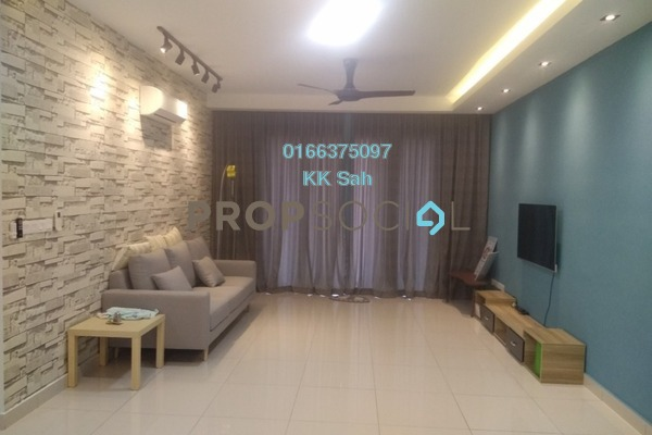 For Sale Condominium at You City, Batu 9 Cheras Freehold Fully Furnished 4R/3B 750k