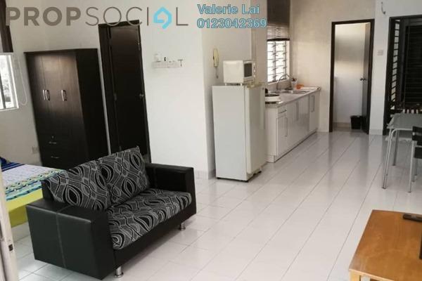 For Rent Serviced Residence at Casa Tiara, Subang Jaya Freehold Fully Furnished 1R/1B 1.55k