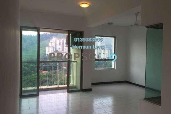 For Rent Condominium at Ritze Perdana 1, Damansara Perdana Freehold Unfurnished 1R/1B 950translationmissing:en.pricing.unit