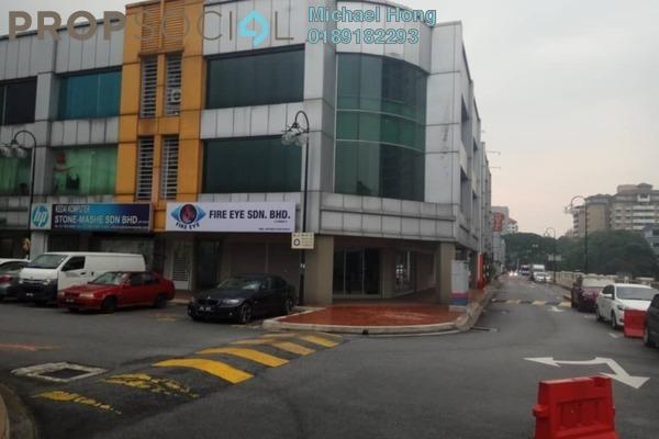 For Rent Condominium at Taman Kuchai Jaya, Kuchai Lama Freehold Semi Furnished 0R/1B 4.5k