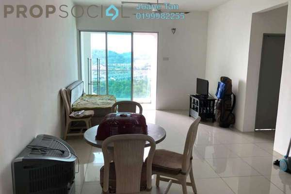 For Sale Serviced Residence at Silk Residence, Bandar Tun Hussein Onn Freehold Semi Furnished 3R/2B 370k