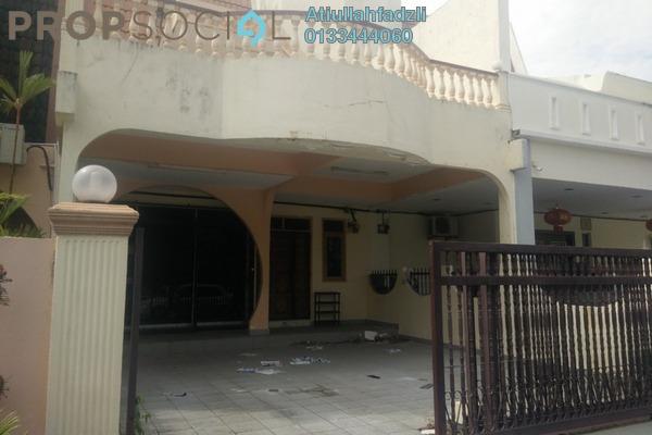 For Sale Terrace at Taman Rasah Jaya, Rasah Freehold Unfurnished 4R/2B 350k