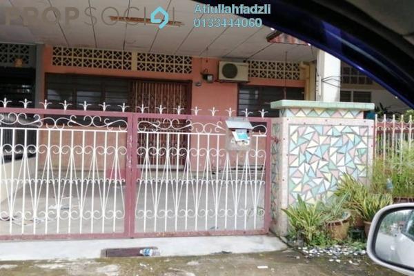 For Sale Terrace at Taman Matahari Indah, Senawang Freehold Unfurnished 3R/2B 230k