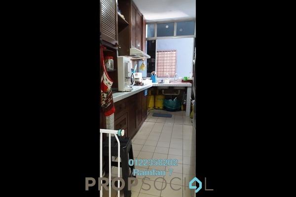 For Sale Condominium at Amadesa, Desa Petaling Freehold Semi Furnished 3R/2B 450k