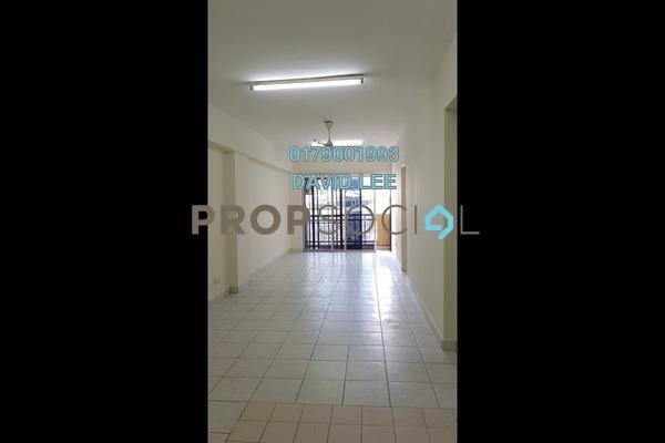 For Rent Apartment at Pelangi Damansara, Bandar Utama Freehold Unfurnished 3R/2B 1.1k