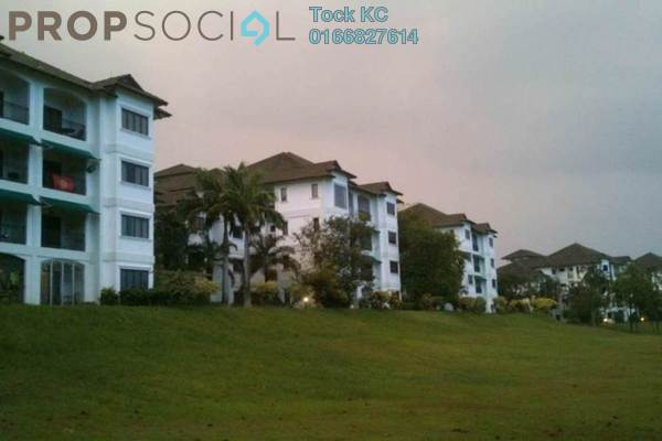 For Rent Condominium at Cyber Heights Villa, Cyberjaya Freehold Fully Furnished 3R/2B 1.5k