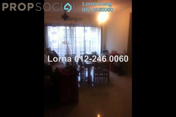 For Sale Condominium at Palm Spring, Kota Damansara Leasehold Semi Furnished 3R/2B 465k