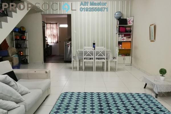 For Sale Terrace at Bandar Tasik Kesuma, Semenyih Freehold Unfurnished 4R/3B 365k