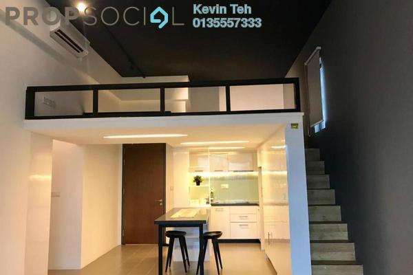 For Rent Condominium at The Establishment, Brickfields Freehold Fully Furnished 1R/1B 2.8k