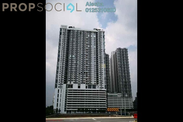 For Sale Apartment at Eclipse Residence @ Pan'gaea, Cyberjaya Freehold Unfurnished 0R/0B 600k