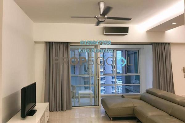 For Rent Condominium at Kiaraville, Mont Kiara Freehold Fully Furnished 3R/4B 4.8k