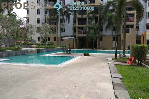 For Sale Condominium at Cyberia SmartHomes, Cyberjaya Freehold Unfurnished 0R/0B 315k