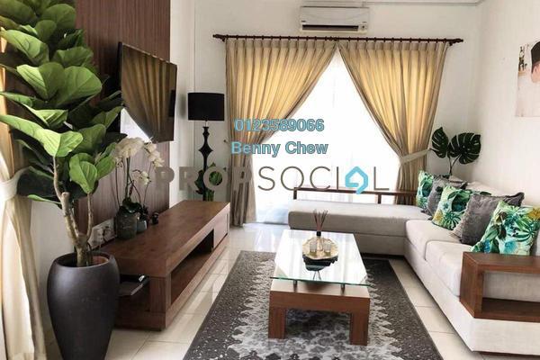 For Sale Condominium at Metropolitan Square, Damansara Perdana Freehold Semi Furnished 2R/3B 650k