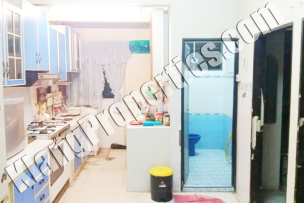 For Sale Terrace at Taman Sentosa, Klang Freehold Fully Furnished 3R/2B 350k