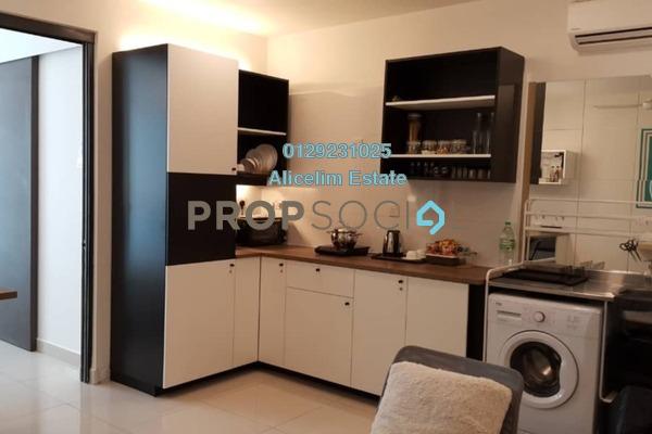 For Rent Condominium at H2O Residences, Ara Damansara Freehold Fully Furnished 1R/1B 1.85k